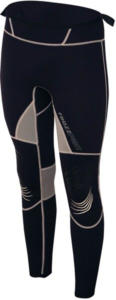 FROZZ Neoprenhose black