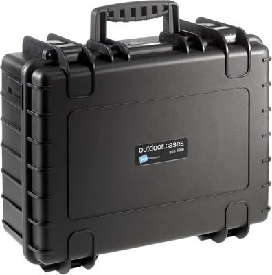 Outdoorcase Type 5000 leer