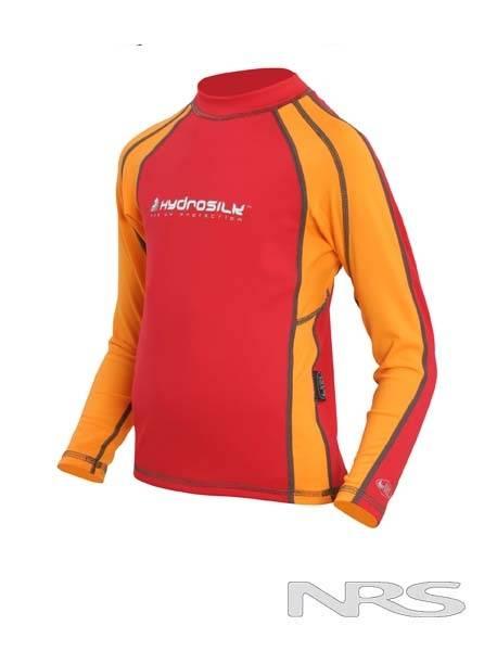 HydroSilk Long Sleeve Kids Auslaufmodell