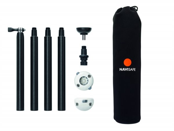 Navilight POLE PACK, mit div. Adpatern