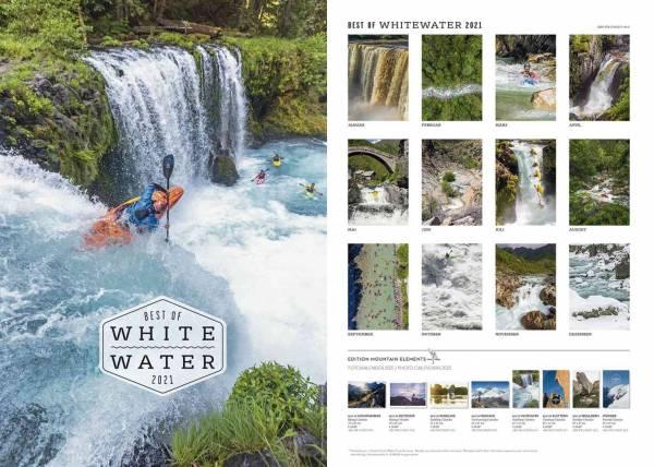 Kalender Best of Whitewater 2021
