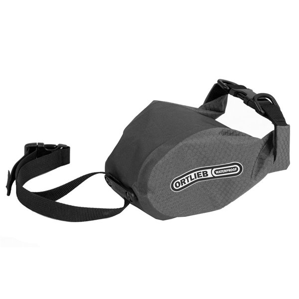 T-Pack schwarz, grauToilettenpapierhalter