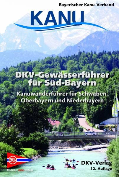 Gewässerführer für Südbayern