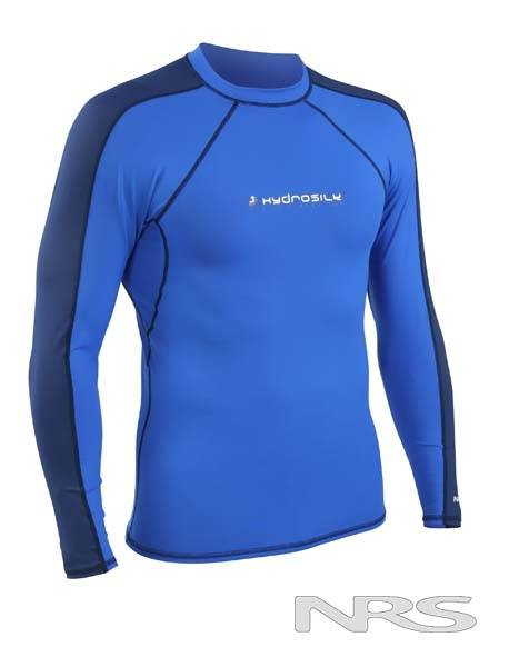 HydroSilk Long Sleeve Men Auslaufmodell