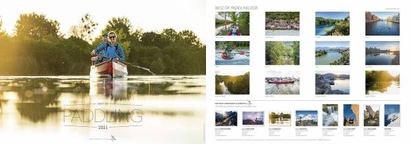 Kalender Best of Paddling 2021