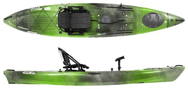 RIDE 135 MAX Angler