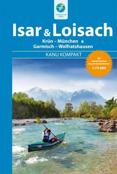 Kanu Kompakt Isar und Loisach